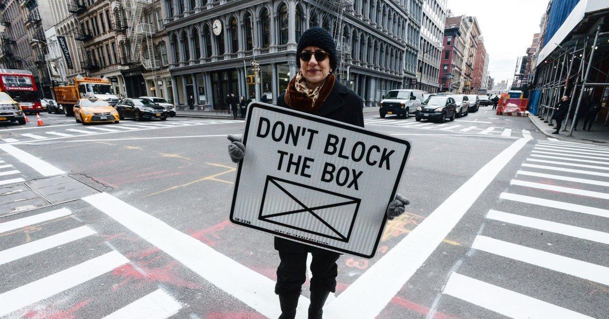 Block the Box is bad!