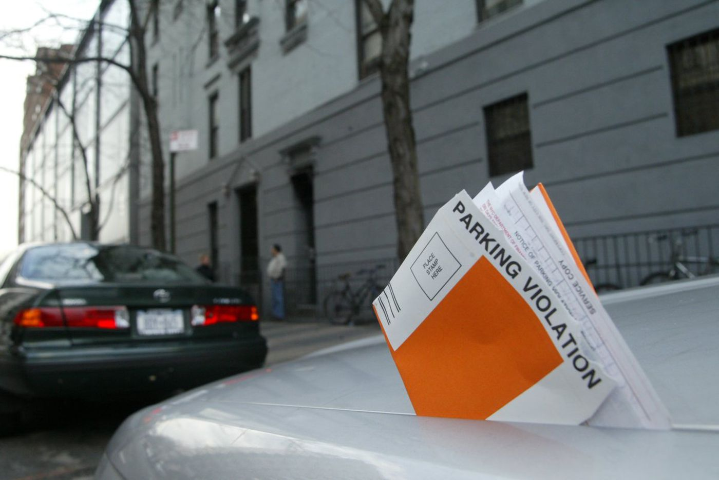 NYC parking tickets
