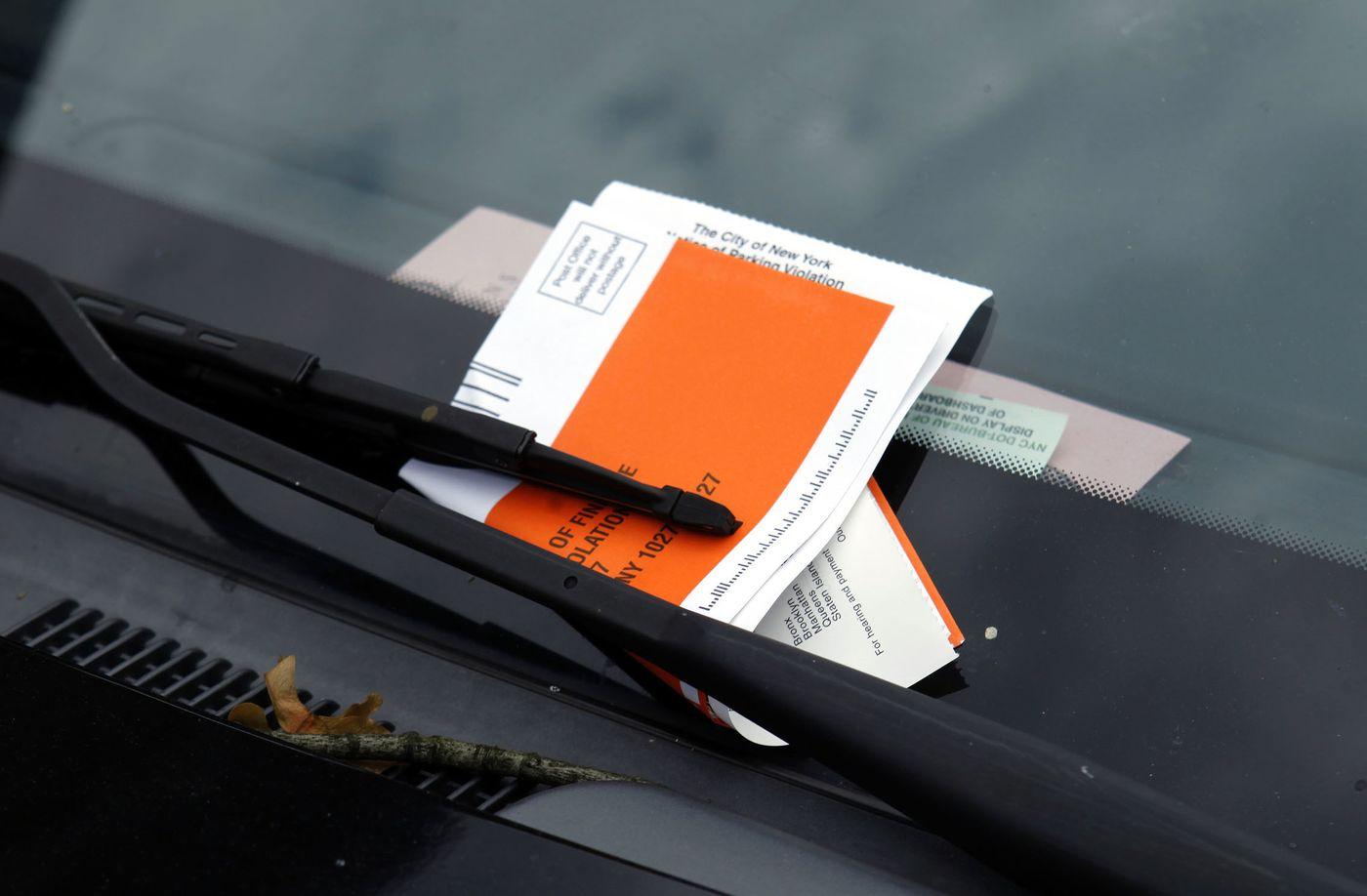 ticket-fixing scandal