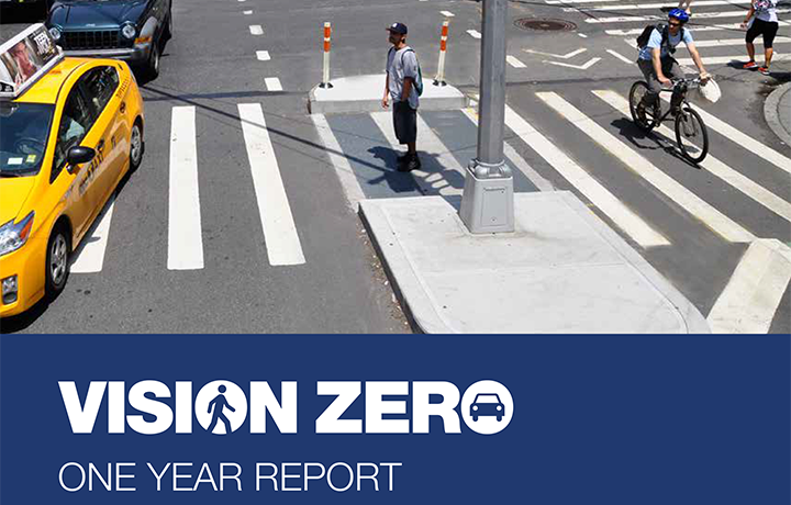 NYC Vision Zero Report