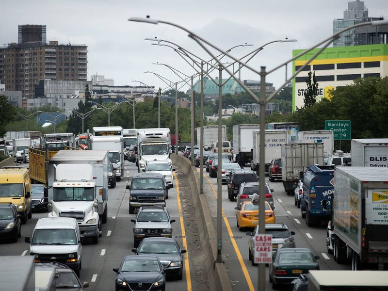 Congestion pricing could solve nyc's traffic woes